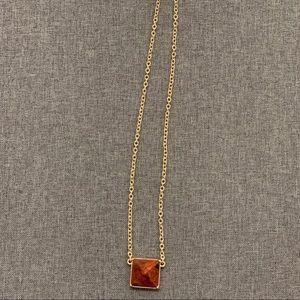 Cabi Pyramid Necklace